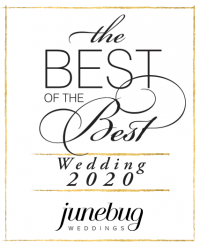 the best of the best wedding 2020 by junebug weddings