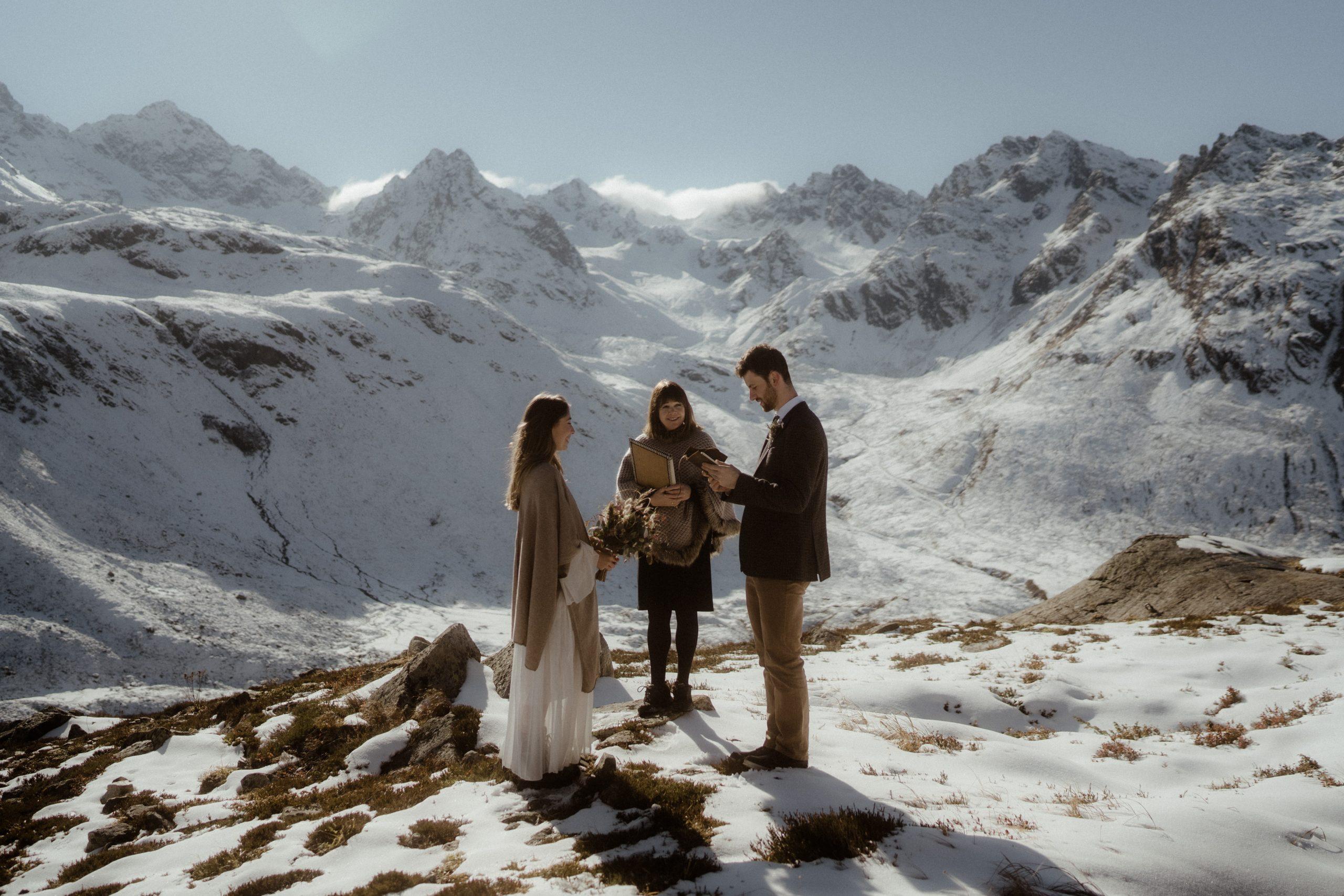 winter elopement tirol austria